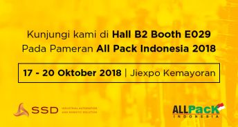 ALLPack Indonesia 2018 Exhibition