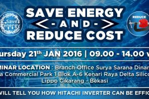Seminar Hitachi Inverter